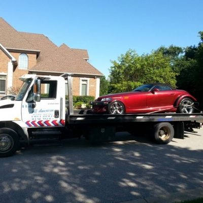 Specialty Towing Louisville