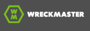 Wreckmaster tow truck training Logo